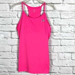 Adidas Climalite Running Tank Top Medium Pink